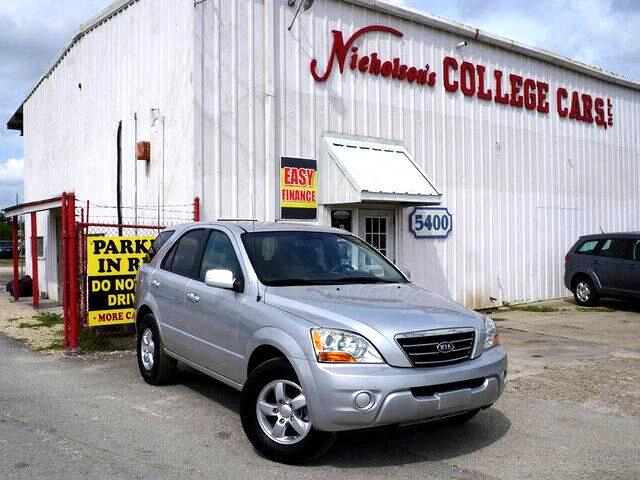 2009 Kia Sorento Visit Nicholsons College Cars online at wwwnicholsoncarscom to see more pictures