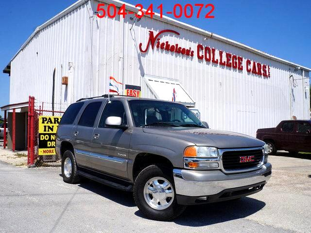 2003 GMC Yukon Visit Nicholsons College Cars online at wwwnicholsoncarscom to see more pictures o