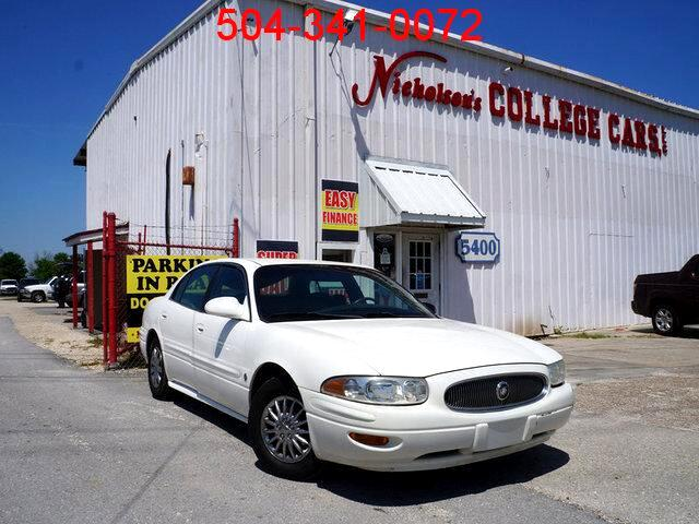 2004 Buick LeSabre Visit Nicholsons College Cars online at wwwnicholsoncarscom to see more pictur