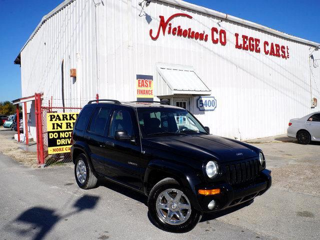 2004 Jeep Liberty Visit Nicholsons College Cars online at wwwnicholsoncarscom to see more picture