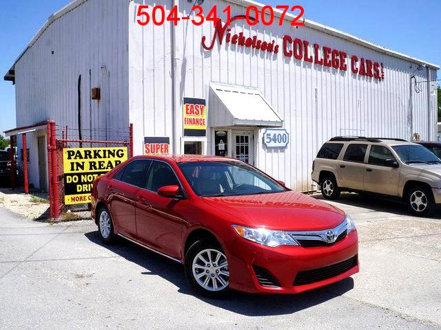 2012 Toyota Camry Visit Nicholsons College Cars online at wwwnicholsoncarscom to see more picture