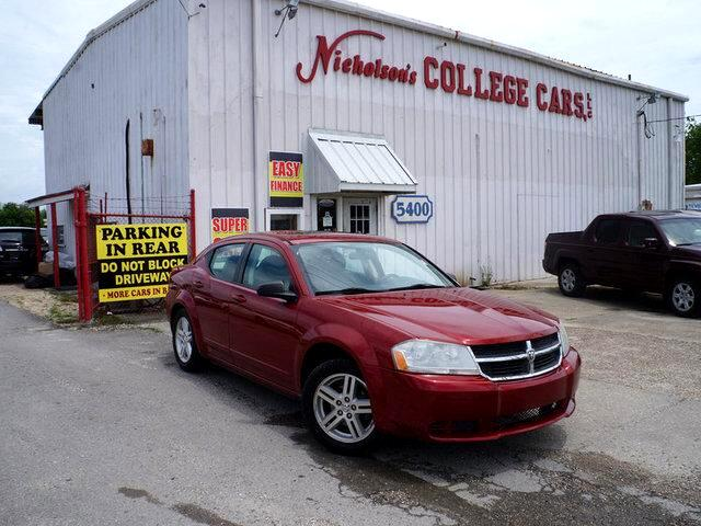 2008 Dodge Avenger Visit Nicholsons College Cars online at wwwnicholsoncarscom to see more pictur