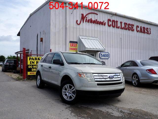 2007 Ford Edge Visit Nicholsons College Cars online at wwwnicholsoncarscom to see more pictures o