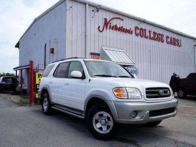 2003 Toyota Sequoia Visit Nicholsons College Cars online at wwwnicholsoncarscom to see more pictu