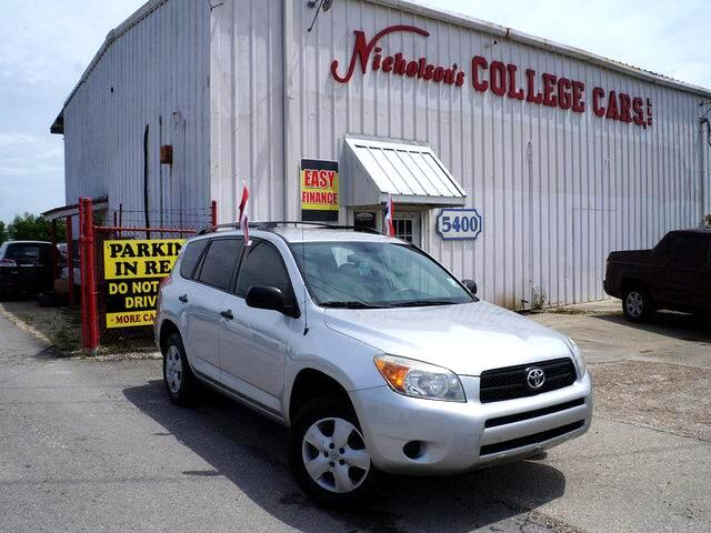2007 Toyota RAV4 Visit Nicholsons College Cars online at wwwnicholsoncarscom to see more pictures