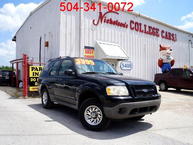 2001 Ford Explorer Visit Nicholsons College Cars online at wwwnicholsoncarscom to see more pictur