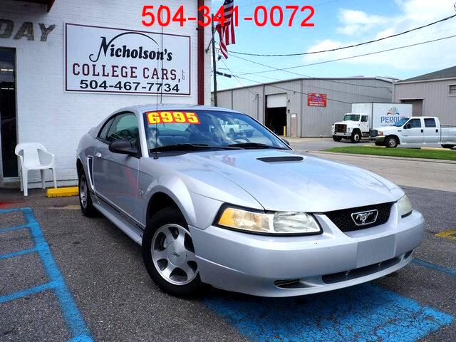 2000 Ford Mustang Visit Nicholsons College Cars online at wwwnicholsoncarscom to see more picture
