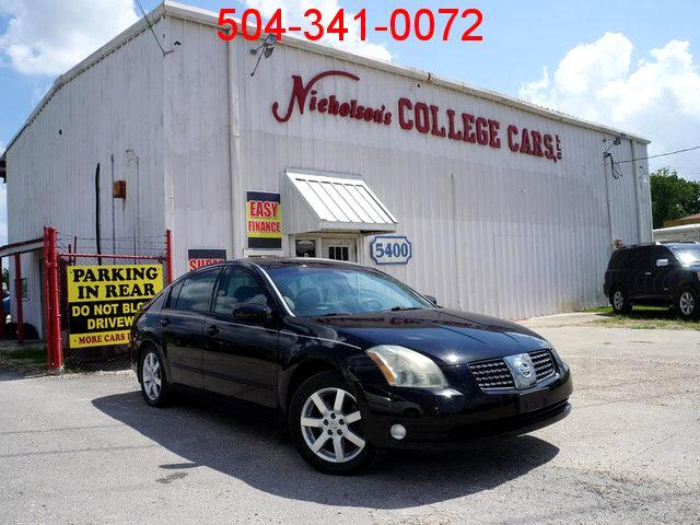 2005 Nissan Maxima Visit Nicholsons College Cars online at wwwnicholsoncarscom to see more pictur