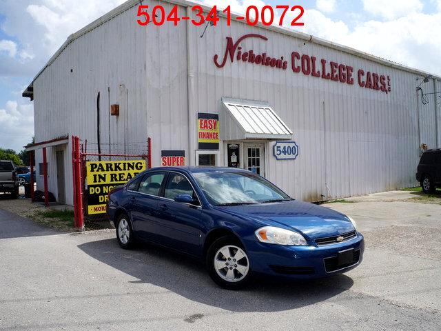 2006 Chevrolet Impala Visit Nicholsons College Cars online at wwwnicholsoncarscom to see more pic