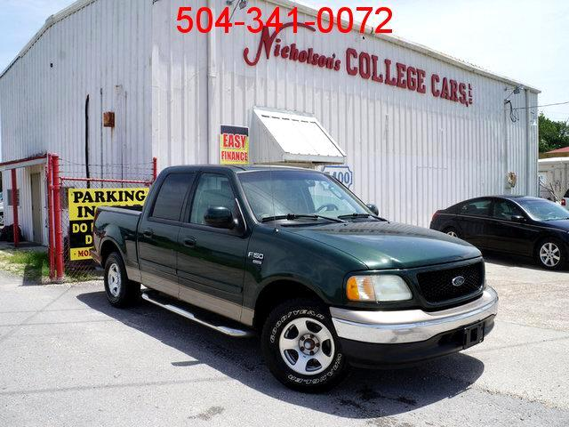2002 Ford F-150 Visit Nicholsons College Cars online at wwwnicholsoncarscom to see more pictures