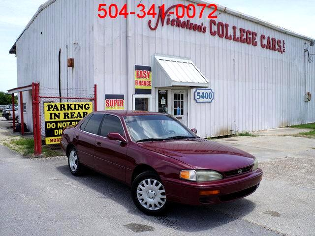 1996 Toyota Camry Visit Nicholsons College Cars online at wwwnicholsoncarscom to see more picture