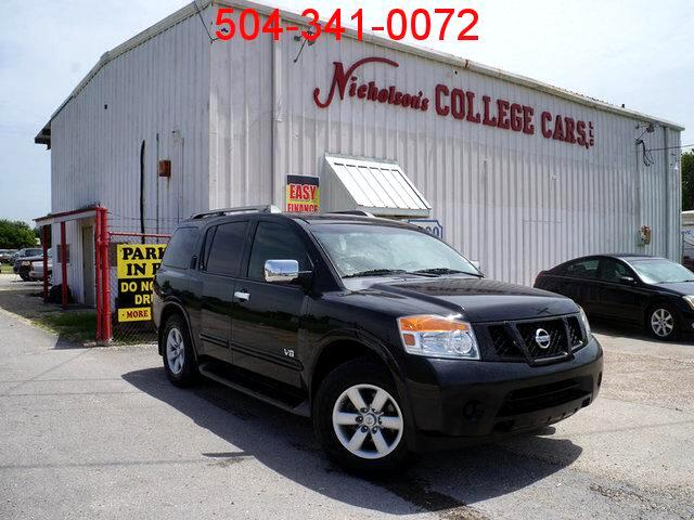 2009 Nissan Armada Visit Nicholsons College Cars online at wwwnicholsoncarscom to see more pictur