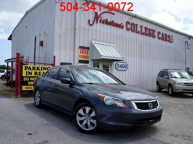 2008 Honda Accord Visit Nicholsons College Cars online at wwwnicholsoncarscom to see more picture