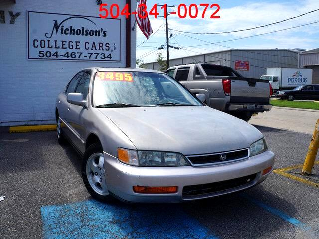 1997 Honda Accord Visit Nicholsons College Cars online at wwwnicholsoncarscom to see more picture