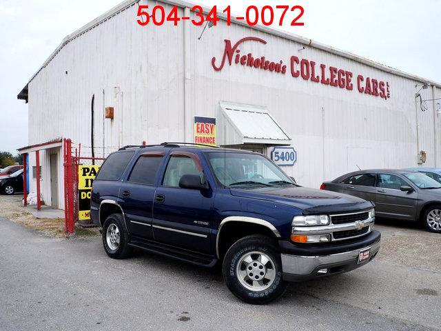 2002 Chevrolet Tahoe Visit Nicholsons College Cars online at wwwnicholsoncarscom to see more pict