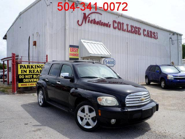 2006 Chevrolet HHR Visit Nicholsons College Cars online at wwwnicholsoncarscom to see more pictur