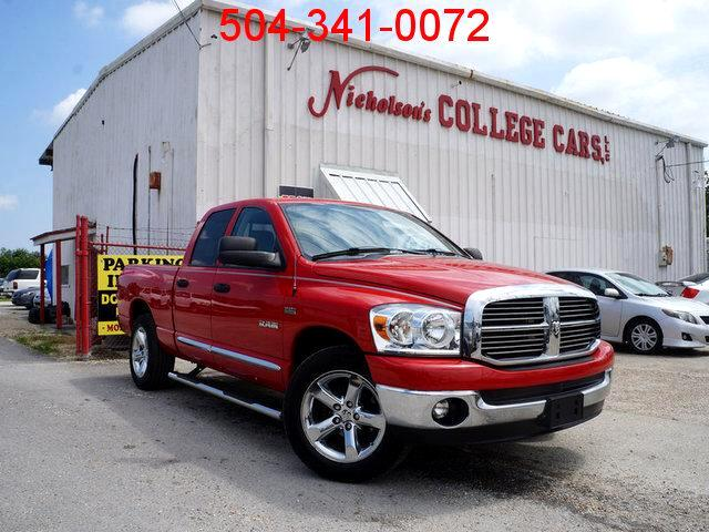 2008 Dodge Ram 1500 Visit Nicholsons College Cars online at wwwnicholsoncarscom to see more pictu