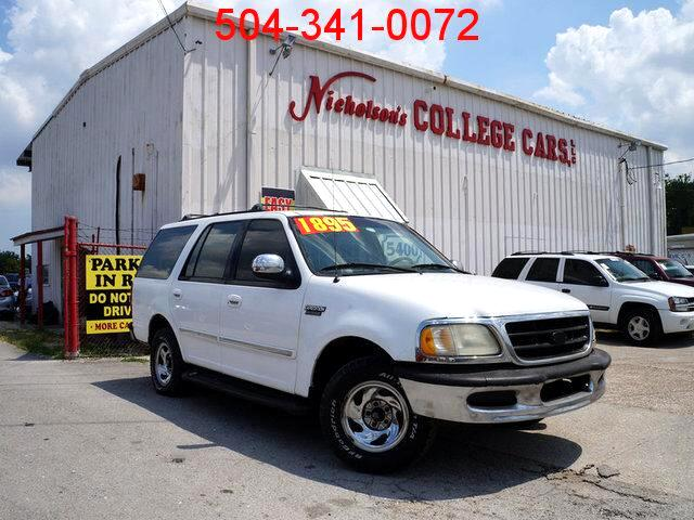 1997 Ford Expedition Visit Nicholsons College Cars online at wwwnicholsoncarscom to see more pict