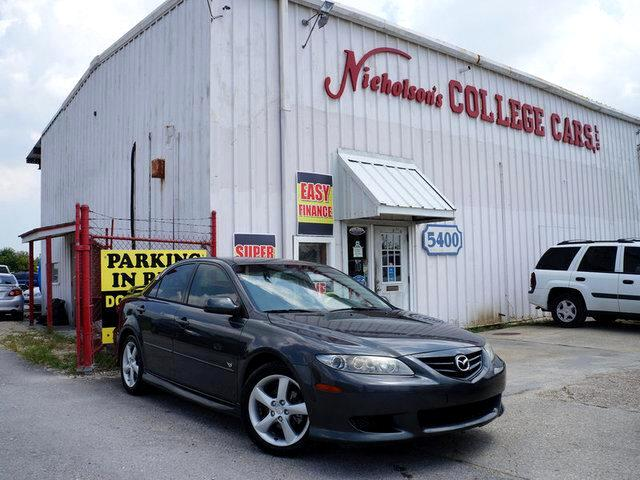 2005 Mazda MAZDA6 Visit Nicholsons College Cars online at wwwnicholsoncarscom to see more picture