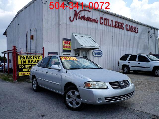2005 Nissan Sentra Visit Nicholsons College Cars online at wwwnicholsoncarscom to see more pictur