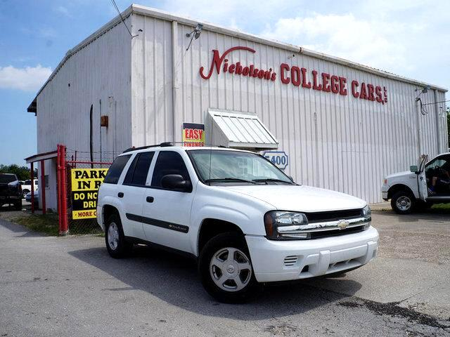 2003 Chevrolet TrailBlazer Visit Nicholsons College Cars online at wwwnicholsoncarscom to see mor