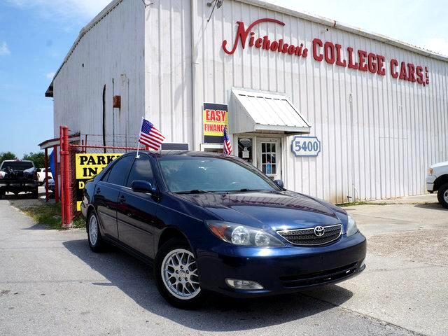 2003 Toyota Camry Visit Nicholsons College Cars online at wwwnicholsoncarscom to see more picture