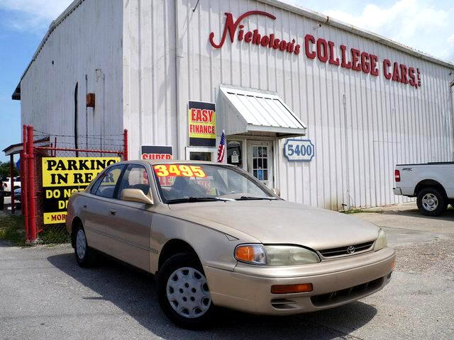 1995 Toyota Camry Visit Nicholsons College Cars online at wwwnicholsoncarscom to see more picture