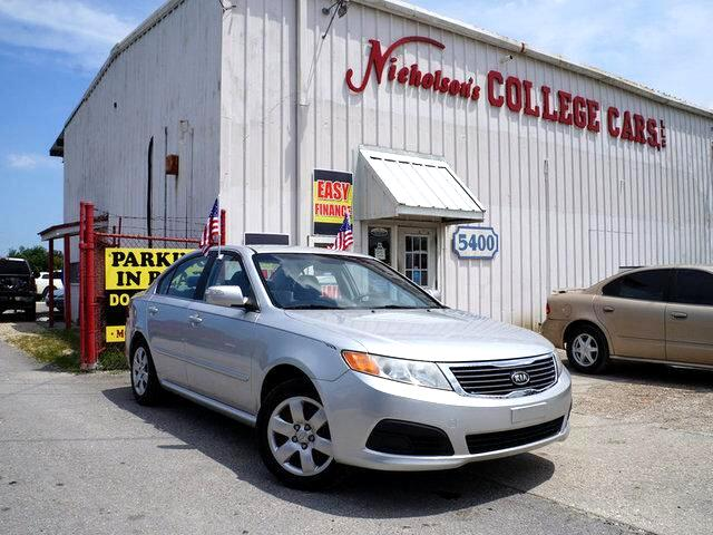 2009 Kia Optima Visit Nicholsons College Cars online at wwwnicholsoncarscom to see more pictures