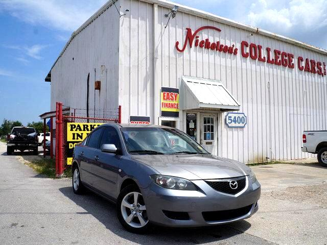 2006 Mazda MAZDA3 Visit Nicholsons College Cars online at wwwnicholsoncarscom to see more picture