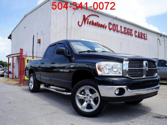 2007 Dodge Ram 1500 Visit Nicholsons College Cars online at wwwnicholsoncarscom to see more pictu
