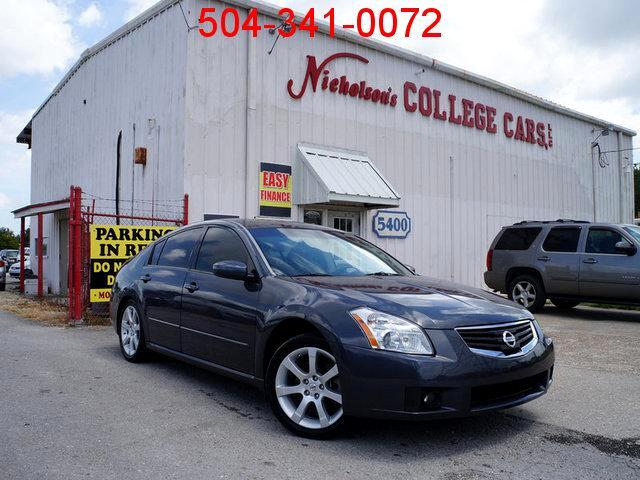 2007 Nissan Maxima Visit Nicholsons College Cars online at wwwnicholsoncarscom to see more pictur