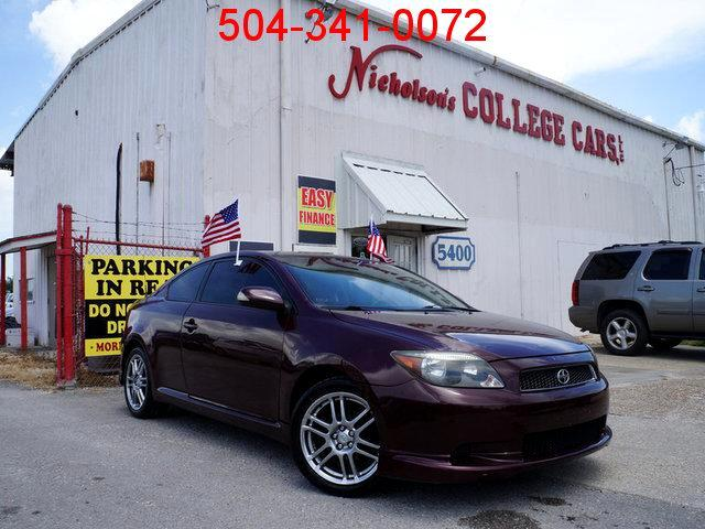 2006 Scion tC Visit Nicholsons College Cars online at wwwnicholsoncarscom to see more pictures of