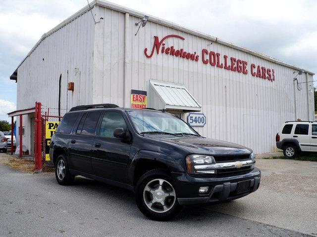 2006 Chevrolet TrailBlazer Visit Nicholsons College Cars online at wwwnicholsoncarscom to see mo