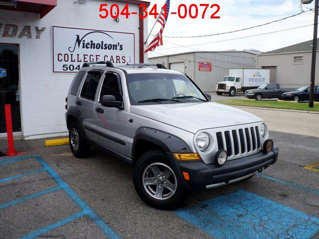 2005 Jeep Liberty Visit Nicholsons College Cars online at wwwnicholsoncarscom to see more picture