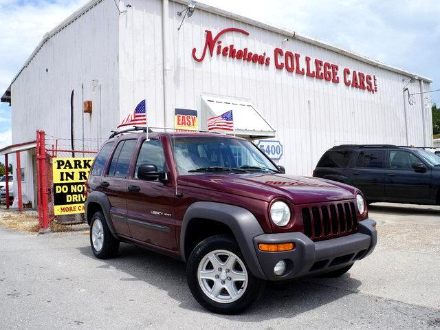 2002 Jeep Liberty Visit Nicholsons College Cars online at wwwnicholsoncarscom to see more picture