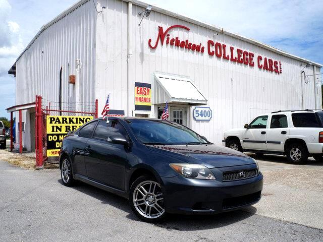 2007 Scion tC Visit Nicholsons College Cars online at wwwnicholsoncarscom to see more pictures of