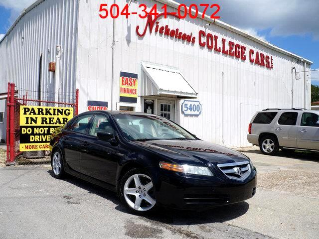 2006 Acura TL Visit Nicholsons College Cars online at wwwnicholsoncarscom to see more pictures of