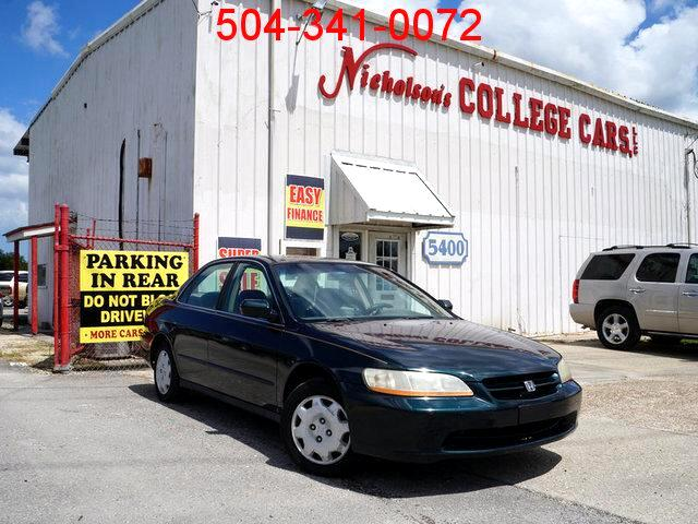 2000 Honda Accord Visit Nicholsons College Cars online at wwwnicholsoncarscom to see more picture