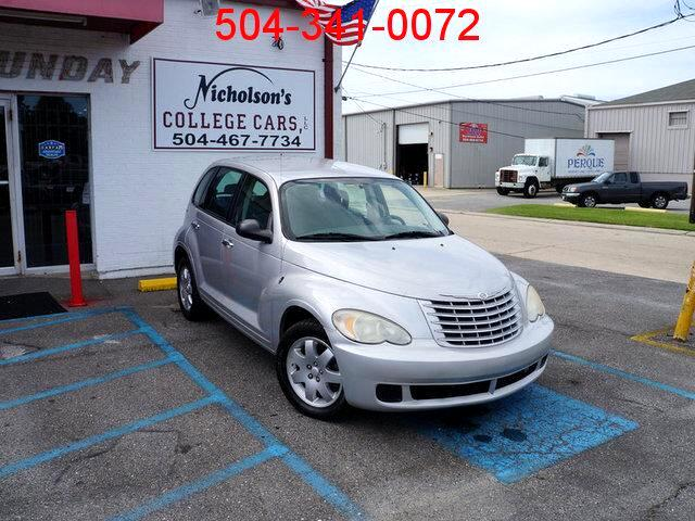 2007 Chrysler PT Cruiser Visit Nicholsons College Cars online at wwwnicholsoncarscom to see more