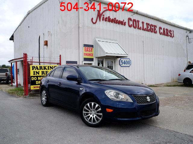 2010 Suzuki Kizashi Visit Nicholsons College Cars online at wwwnicholsoncarscom to see more pictu