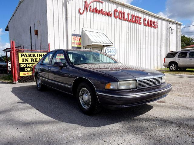 1993 Chevrolet Caprice Visit Nicholsons College Cars online at wwwnicholsoncarscom to see more pi