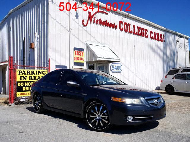 2007 Acura TL Visit Nicholsons College Cars online at wwwnicholsoncarscom to see more pictures of