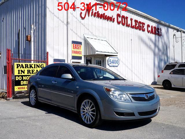 2008 Saturn Aura Visit Nicholsons College Cars online at wwwnicholsoncarscom to see more pictures