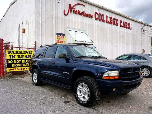 2001 Dodge Durango Visit Nicholsons College Cars online at wwwnicholsoncarscom to see more pictur