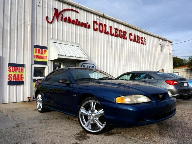 1998 Ford Mustang Visit Nicholsons College Cars online at wwwnicholsoncarscom to see more picture