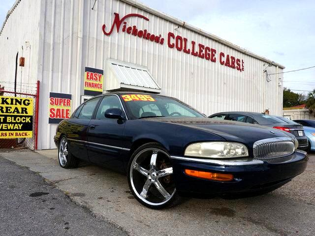 1998 Buick Park Avenue Visit Nicholsons College Cars online at wwwnicholsoncarscom to see more pi
