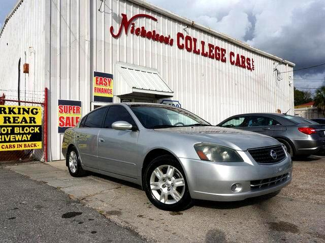 2005 Nissan Altima Visit Nicholsons College Cars online at wwwnicholsoncarscom to see more pictur