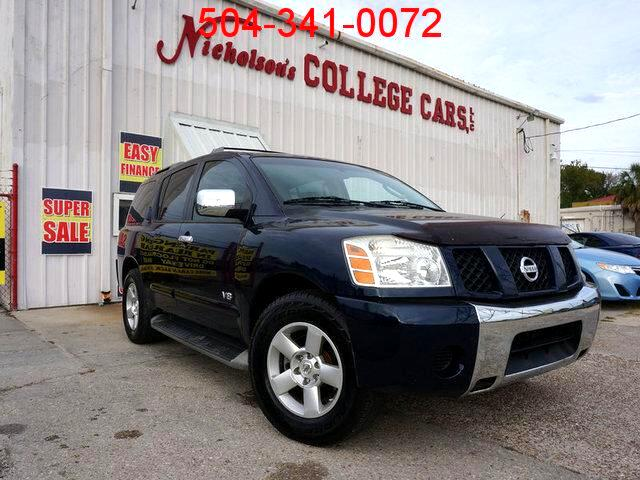 2007 Nissan Armada Visit Nicholsons College Cars online at wwwnicholsoncarscom to see more pictur