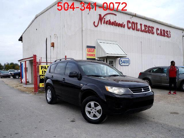 2008 Mitsubishi Outlander Visit Nicholsons College Cars online at wwwnicholsoncarscom to see more