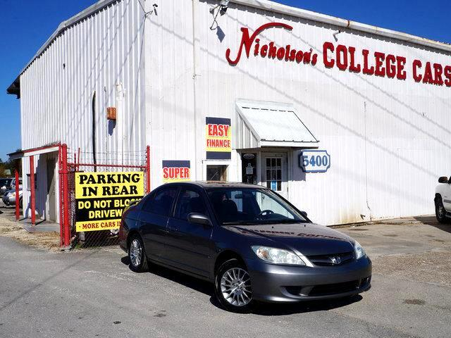 2005 Honda Civic Visit Nicholsons College Cars online at wwwnicholsoncarscom to see more pictures